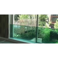 Architectural 10mm green color tinted tempered glass Balustrades_.jpg