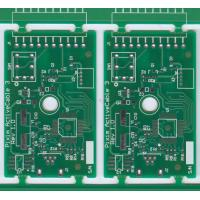 China Hight TG, FR4 Halogen Free Gold Plating double sided pcb boards electronic assembly on sale