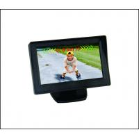 Quality LCD parking sensors with 4.3inch monitor, 4 sensors and rearview camera for sale