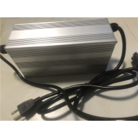 Quality Aluminum Housing 54.6V Scooter Moped Battery Charger for sale