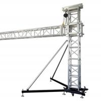 Quality Durable Event Truss Structures , Moving Head Truss Stands Anti Corrosive for sale