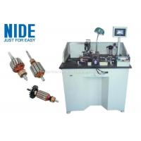Quality Mechanical , electrical Auto armature Turning Machine For Washing Machine Motor Rotor for sale