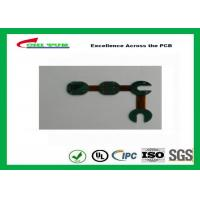 Quality 4 Layer Rigid-Flexible PCB Immersion Gold PCB for sale
