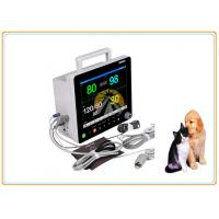 Buy 12.1 Inch Screen Vet Patient Monitor Large Storage Capacity Rechargeable Li Battery at wholesale prices