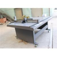 Quality Inkjet Cutting Plotter Cloth Sample Cutting Machine For Costume Pattern Cutting for sale