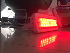 Quality High Efficiency 50Watt RGB LED Flood Light , DMX512 Signal LED Flood Lamp for sale