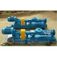 Quality Screw Pump in mud solid control from China for sale
