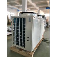 Quality High Efficiency Heat Pump , 380V / 50hz , 15P Air To Water Heat Pump for sale