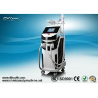 Best Q Switch ND YAG Laser Tattoo Removal Machine With IPL For Hair Removal wholesale