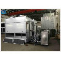 Quality Metal Spray Closed Loop Water Cooling System , Closed Circuit Cooling Tower for sale