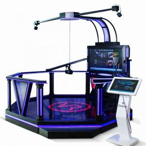 Quality HTC Vive Virtual Reality Sports Simulators 350 X 300 X 265 cm Fashion Cooling Design for sale
