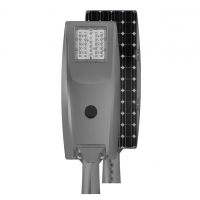 Quality IP66 high lumen all in one solar led street light 20w with photocell for sale