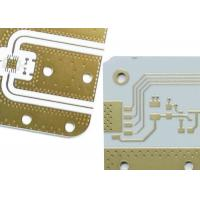 Quality Rogers Taconic Material Multilayer Printed Circuit Board Microwave Milspec PCB for sale