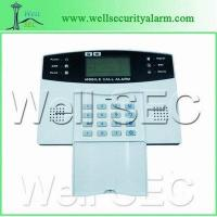 Buy cheap A New GSM Wireless LCD Alarm System, Well SEC WL1014 from wholesalers