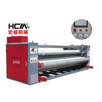 Buy cheap Large Format Heat Press Machine 3.2m Width Three Phase 220v 380v from wholesalers