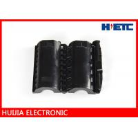 Quality Weatherproof Fibre Optic Cable Splicing Closure 7/8 In Feeder Cable To Antenna Connector for sale