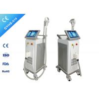 Buy cheap Clinic Three Wavelength Alexandrite Laser Hair Removal CE FDA Approved from wholesalers