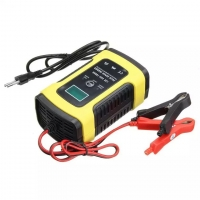 Quality CE 900w  12V 5A Pulse Repair Battery Charger Aluminum Alloy Housing for sale