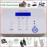Quality 100 alarm arm/disarm records wireless home gsm alarm wireless sensor for sale