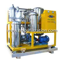 Quality Vacuum Hydraulic Oil Dehydration Degassing Purifier, Hydraulic Oil Flushing System, recycling, polishing hydraulic pipe for sale
