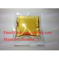 Buy Muscle Gain Steroids Injection Liquid 300mg/Ml Boldenone Undecylenate For at wholesale prices