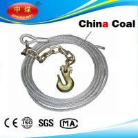 Quality Galvanized Aircraft Used Cable / steel wire rope for sale