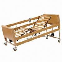 Best Five Functions Electric Homecare Bed with MDF Head, Foot Board and MDF Side Rails wholesale