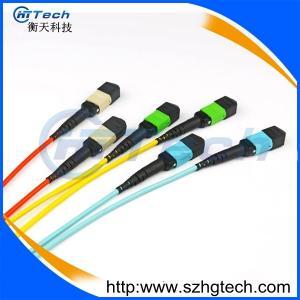 China MPO Patch Cord Singlemode/Multimode on sale