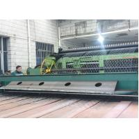 Buy cheap Hexagonal Wire Mesh Gabion Production Line PLC Control CE Certificate from wholesalers