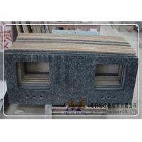 Quality Blue Pearl Granite Kitchen Countertops for sale