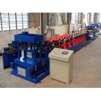 Quality Standard Z100-300 Z Purlin Roll Forming Machine With Automatic Size Adjust for sale