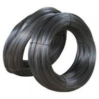 Quality BWG Black Annealed Wire With Oil Painted Black Annealed Wire for sale