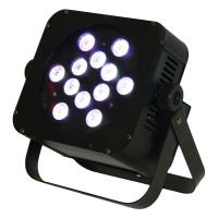 Quality led flat  par 12x1w for sale