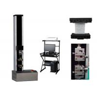 Quality Single Column Universal Material Testing Machine Computer Control Large Stroke for sale