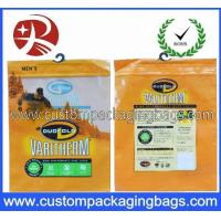 Quality Top Ziplock Plastic Hanger Bags For Packing Underwear From Factory for sale