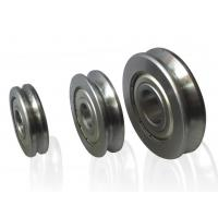 Quality V groove wire guide straightening bearings A1500.2Z 15×47×11mm for sale