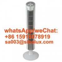 """Quality 29 inch tower fan with 3 speeds setting/29"""" Ventilador de Torre bladeless for office and home appliances for sale"""