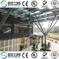 Buy suzhou OPT 24ft industrial HVLS fans for big factory cooling and ventilation at wholesale prices