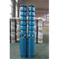 Quality High Efficiency Horizontal Deep Well Submersible Pump 380 / 440 / 660 Voltage for sale
