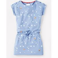 China Gir'ls dress girls summer wear cotton children's dress with short sleeves on sale