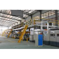 Quality 5-layer corrugated cardboard production line for corrugated cardboard for sale