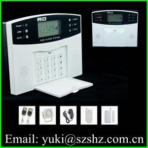 China GSM Alarm System Promotion now! HZ Manufacture GSM-500 Burglarproof Alarm on sale