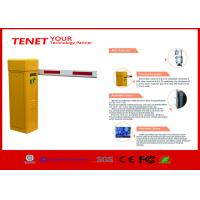 China Automated car park barriers / arm barrier gate system for Enter & Exit Parking System on sale