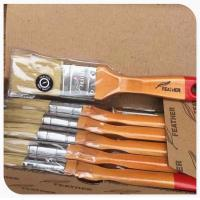 Quality Wooden Door Paint Brush For Painting , Durable Long Life Paint Brush For Doors for sale