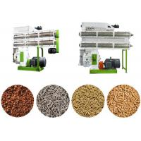 Quality Simple Pellet Making Machine Wear Resistant Material Long Service Life for sale