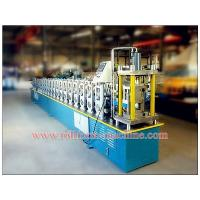 Quality Aluminium and Steel Seamless Rain Water Gutter Sheet Roll Forming Production Equipment Made in China for sale