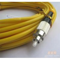 Quality FC-FC Simplex Fiber Patch Cord For FTTH , CATV, LAN , MAN , WAN for sale