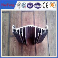 Quality heat sink aluminium profile for industry, china aluminum heat sink for light housing for sale