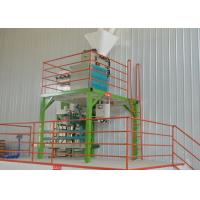Quality High Accuracy Automatic Packing Machine Fertilizer Bagging Equipment 2.2KW for sale