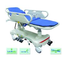 Quality Deluxe Automatic Electric Patient Transfer Trolley For First Aid for sale